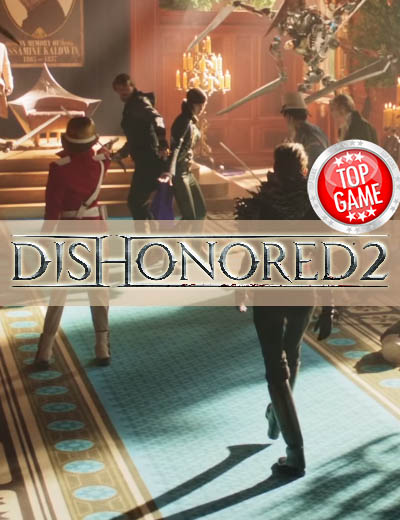 Dishonored 2 CD Key + Features PC Game Free Download