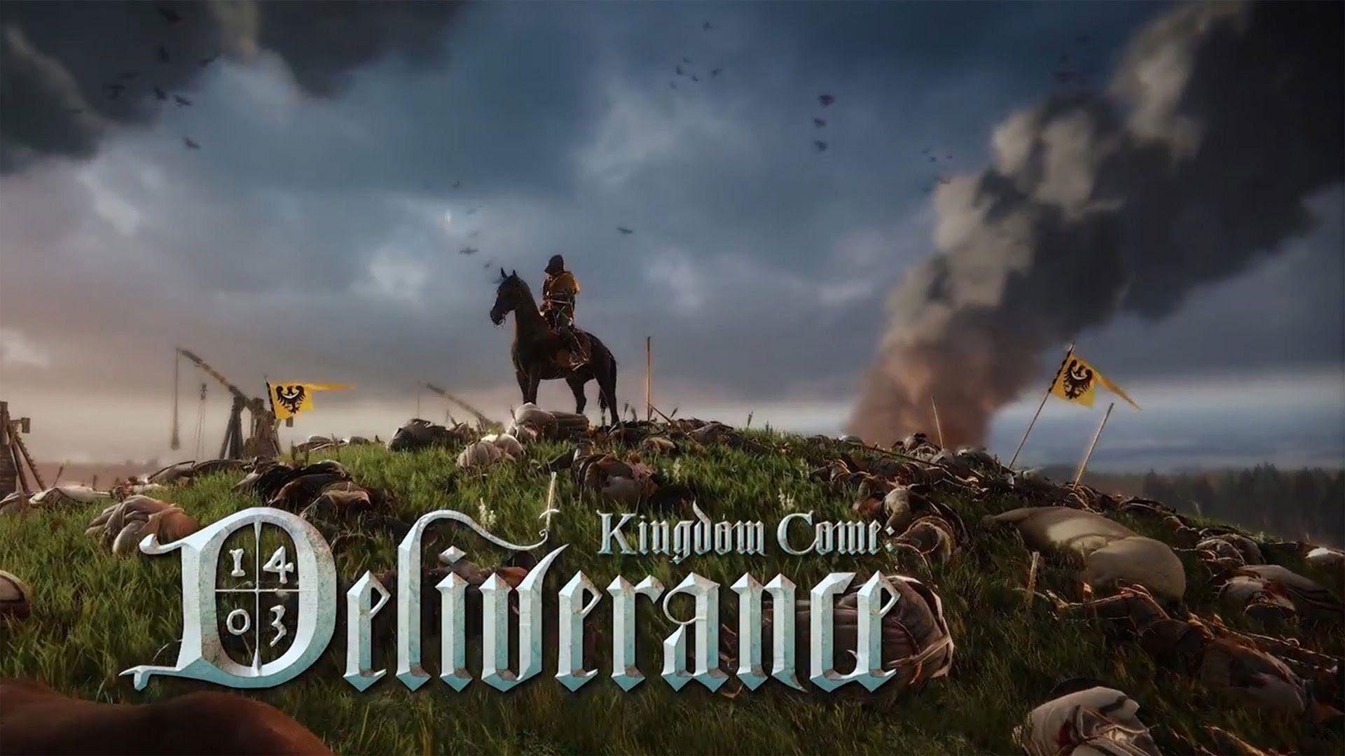 Kingdom Come: Deliverance CD Key +Crack PC Game Free Download