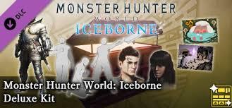 Monster Hunter World: Iceborne Activation Key+ DLC For free download