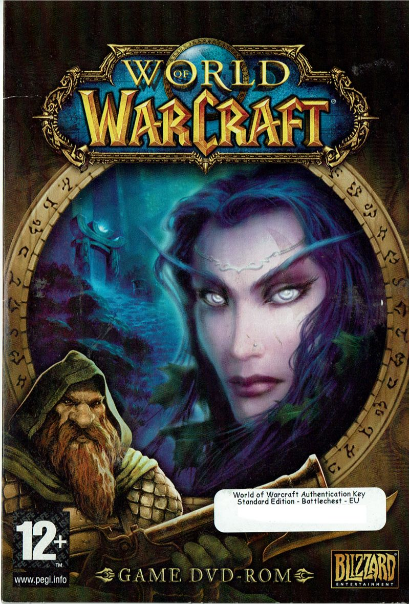 World Of Warcraft Battle Chest CD Key + Crack PC Game Free