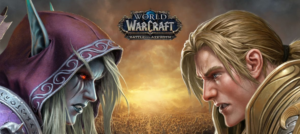 World of Warcraft: Battle for Azeroth DLC Cracked + Torrent – Download