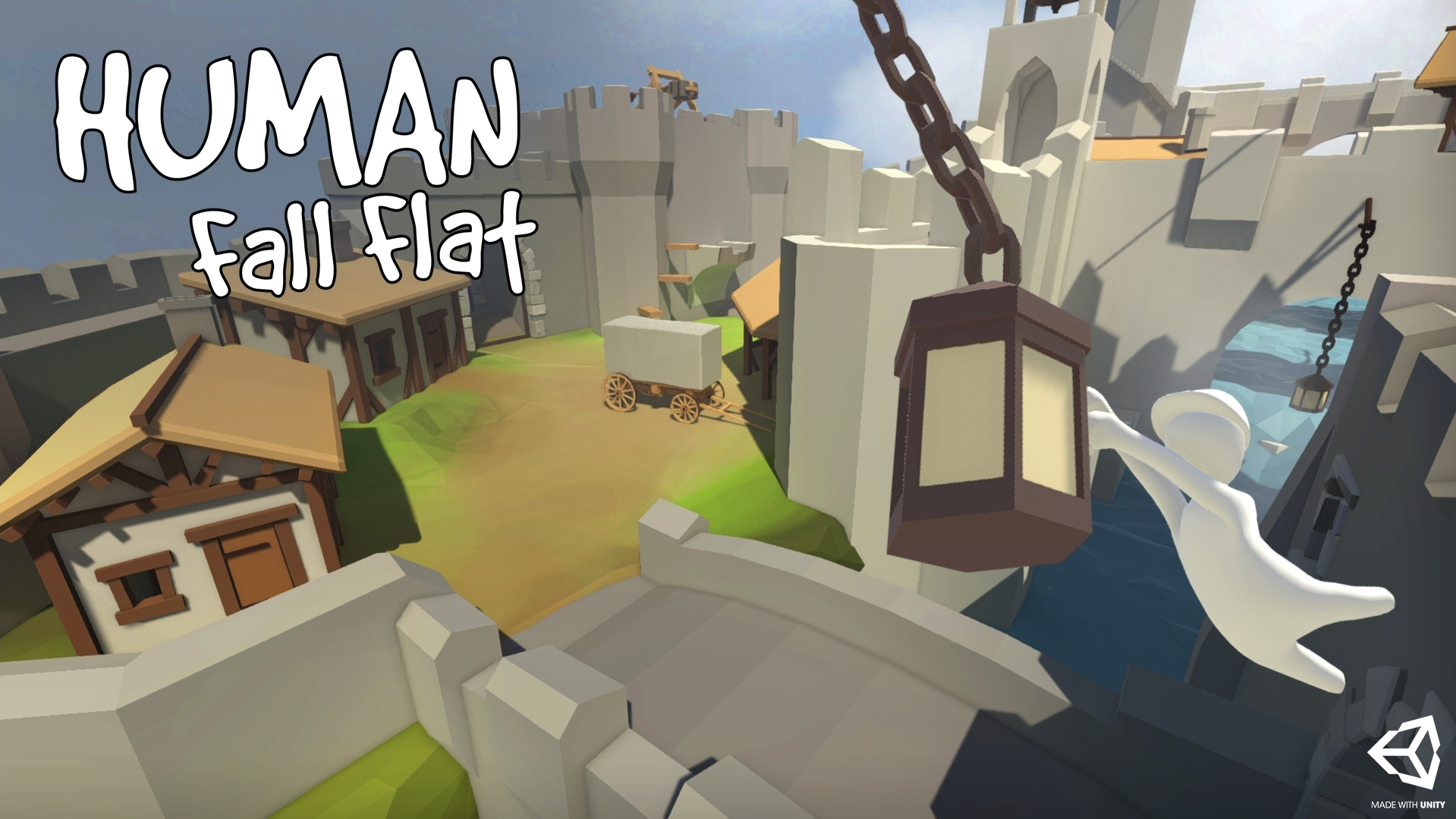 Human Fall Flat Latest Version Cracked + Torrent Cd key PC Game For Free Download