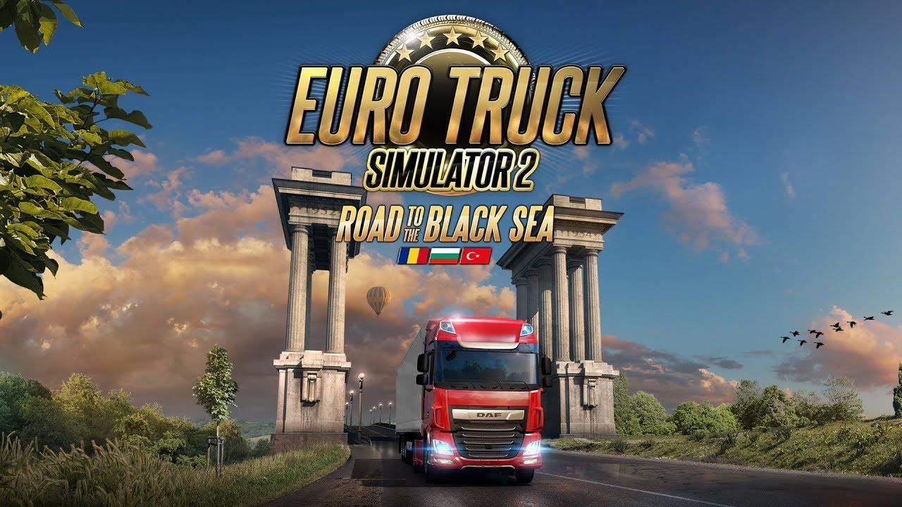 Euro Truck Simulator 2 Crack Latest Version + Activation key PC Game For Free Download