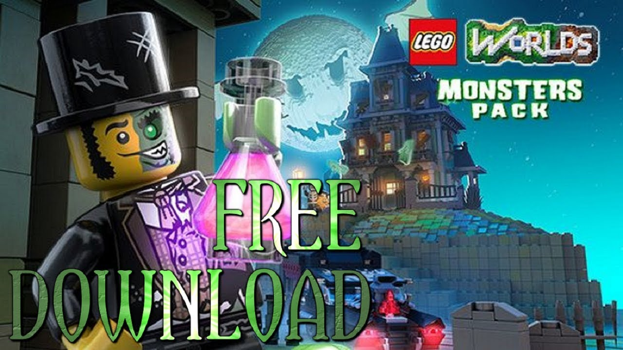 Lego Worlds Torrent Cd key + Latest Version Crack PC Game For Free Download