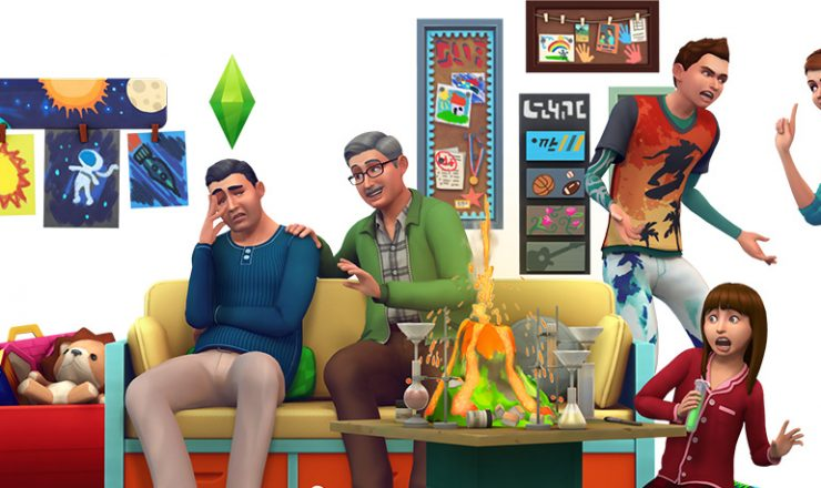 The Sims 4 - Parenthood Game Pack Latest Version Cracked + Torrent Cd key PC Game For Free Download
