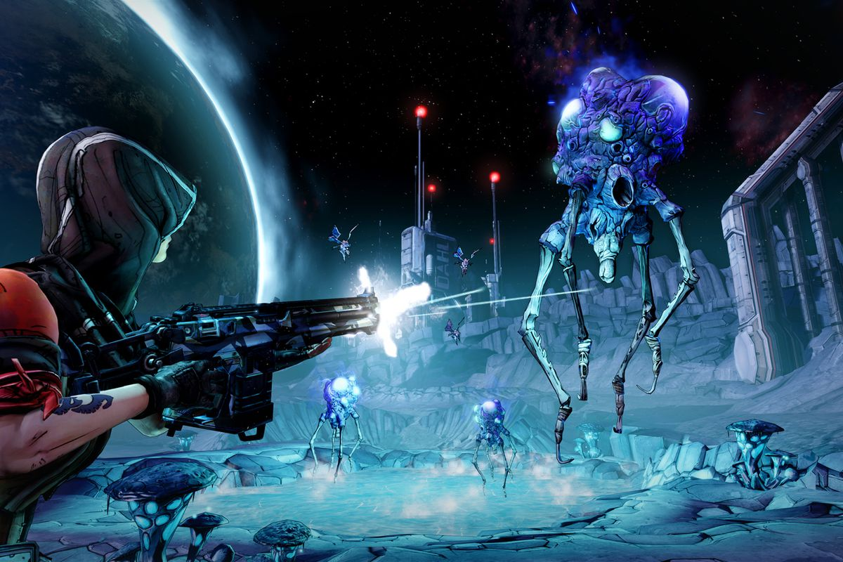 Borderlands: The Pre-sequel Latest Version Cracked + Torrent Cd key PC Game For Free Download