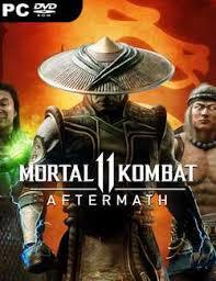 Mortal Kombat 11 Aftermath Codex Crack
