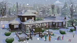 The Sims 4 Snowy Escape Codex Crack