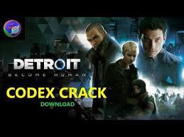Detroit Become Human Codex Crack