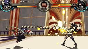 Skullgirls 2nd Encore Combo Breaker plaza crack