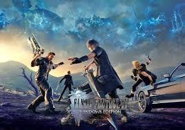 Final Fantasy xv Windows Edition  crack