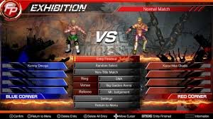 Fire Pro Wrestling World New Japan Pro Wrestling Collaboration Plaza crack
