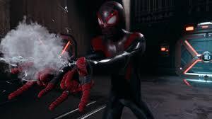 Marvels Spider Man Miles Morales Crack