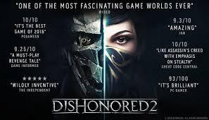 Dishonored 2 Gog crack
