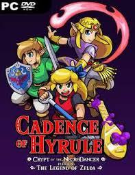 Cadence of Hyrule Codex Crack