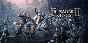 Crusader Kings ii Holy Fury crack