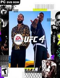 Ea Sports Ufc 4 Codex Crack