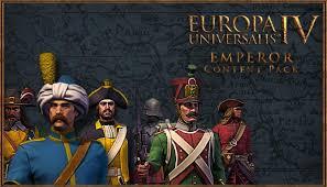 Europa Universalis iv Emperor crack