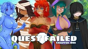 Quest Failed Chapter One crack