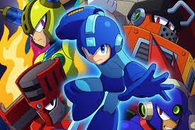 Mega Man  crack