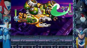 Mega Man x Legacy crack