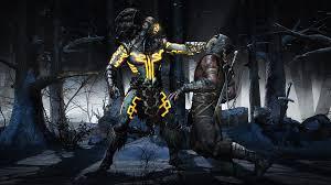 Mortal Kombat CrackMortal Kombat Crack