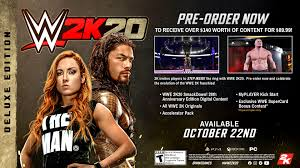 Wwe 2k20 Codex Full Pc Game wp-admin/post.php?post=1504&action=editinvites players to enter the square circle with WWE 2K20, available on October 22nd. WWE's favorite superstars,
