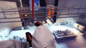 Mirrors Edge Crack