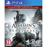 Assassins Creed iii Remastered  crack