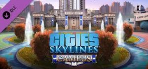 Cities Skylines Campus crack