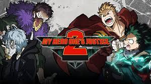 My Hero Ones Ustice 2