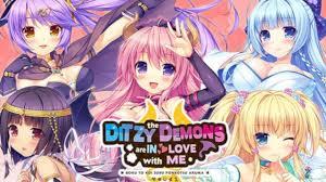 Ditzy Demons Love Crack
