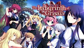 The Labyrinth Of Grisaia Crack