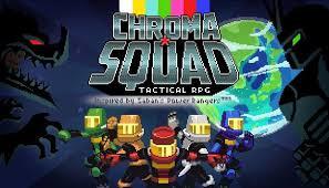 Chroma Squad Crack