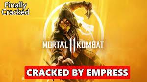 Mortal Kombat 11 Empress
