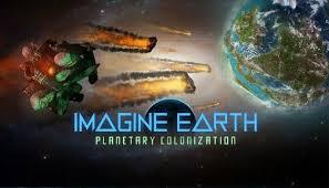 Imagine Earth Crack