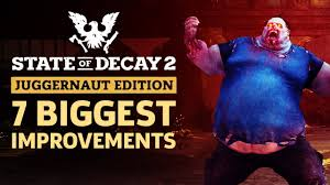 State Of Decay 2 Juggernaut  cfrack