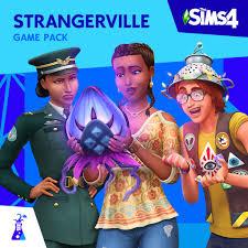 The Sims 4 Strangerville crack