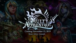Faulty Apprentice Fantasy Visual  crack