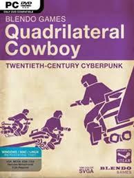 Quadrilateral Cowboy Crack