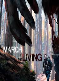 March Of The Living Crack