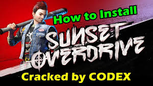 Sunset Overdrive  Crack