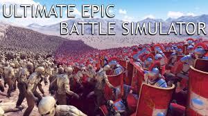 Ultimate Epic Battle Simulator Crack