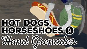 Hot Dogs Horseshoes Hand Grenades Crack
