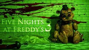 Five Nights At Freddys 3 Crack