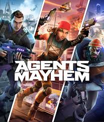 Agents Of Mayhem CrackAgents Of Mayhem Crack