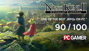 Ni No Kuni ii Revenant Kingdom Crack
