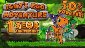 Iggys Egg Adventure Crack